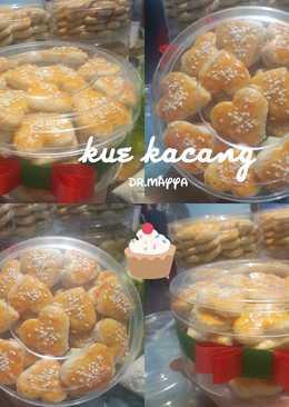 Kue kacang #beranibaking