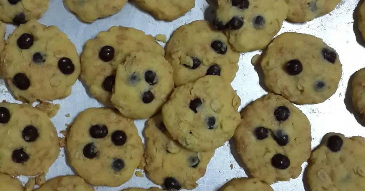 Resep Oat Choco Cheese Cookies
