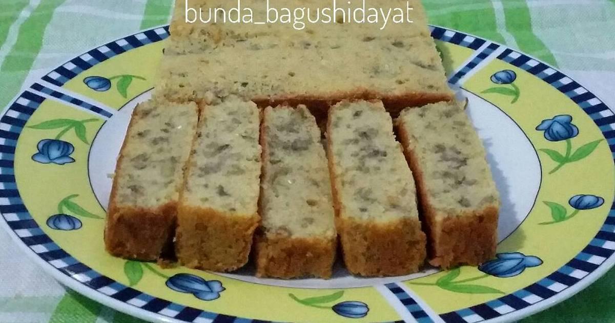 Resep Bolu Jadul Tanpa Pengembang: Pisang Cake Tanpa Pengembang
