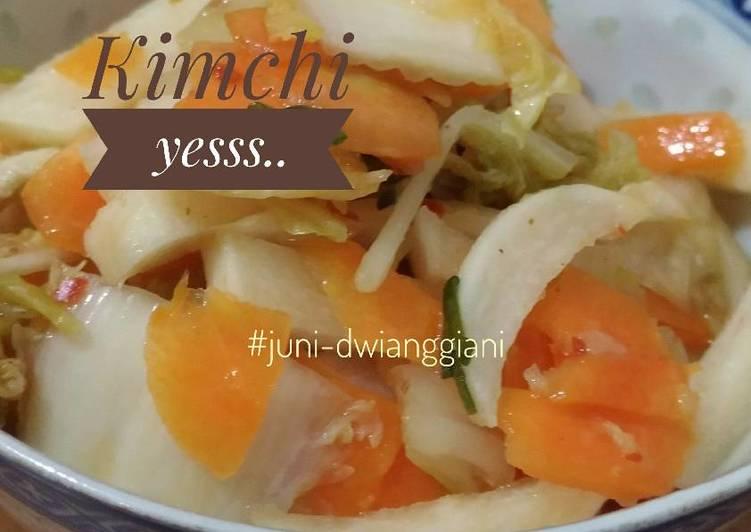 Kimchi yess