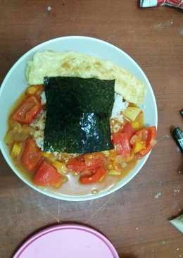 Curry Rice /Nasi Kari (ala anak kos)