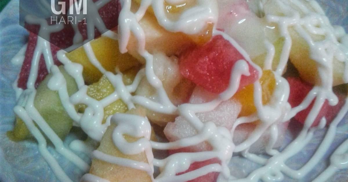 Memilih Salad Dressing yang Paling Sehat
