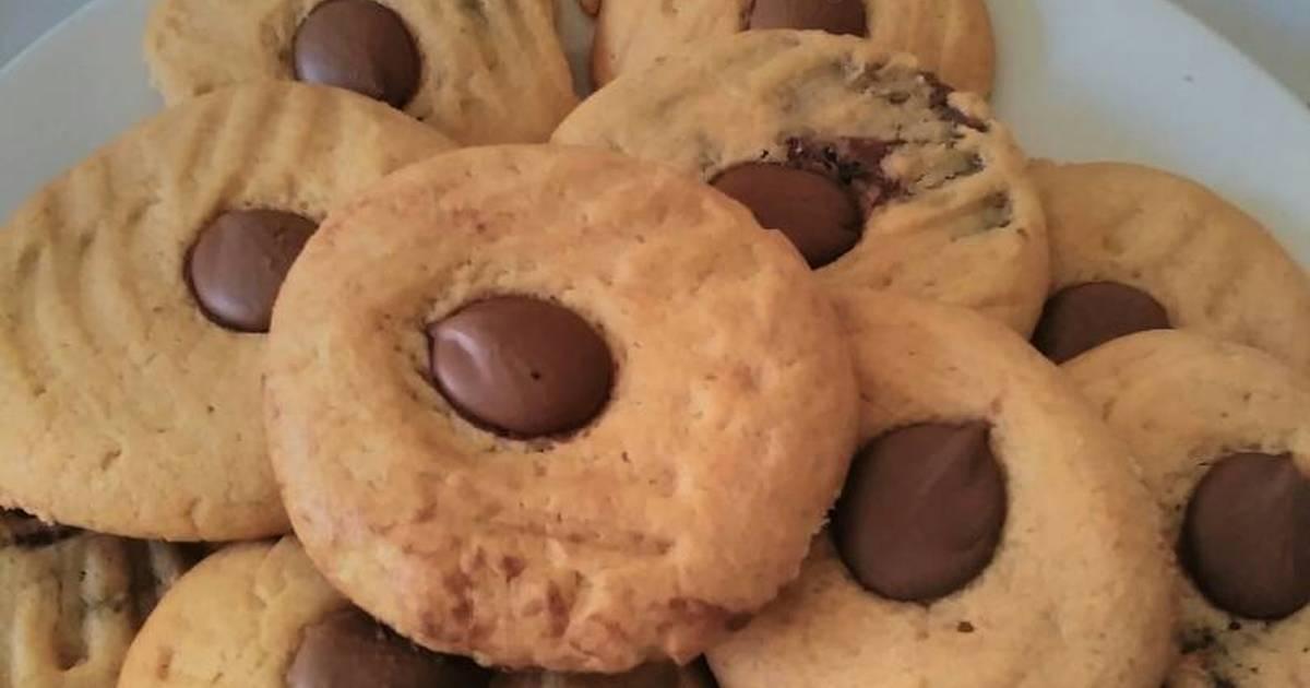 Resep Cookies Susu Nutella