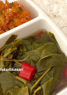 Sayur Asem Daun So