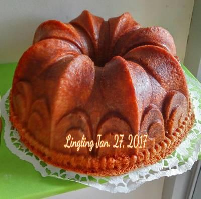 Marmer Cake Thomas Law