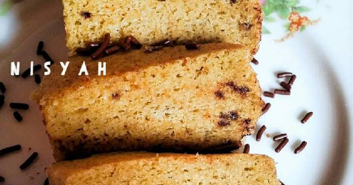 Resep Cake Kukus Cappucino Meises ~ Wangii, Lembutt, Moistt, Ekonomiss. (TANPA pengembang & pelembut) ☕😋
