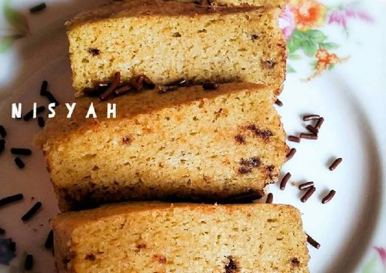Resep Cake Kukus Kentang: Resep Cake Kukus Cappucino Meises