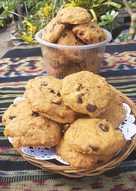 Kue Kering Chocochip Simpel