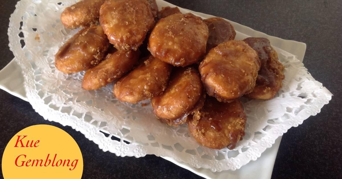 kue gemblong