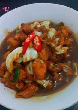 Tongseng Ayam sederhana