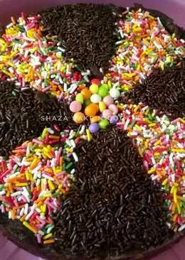 Eggless Chocolate Cake #pr_egglessCake