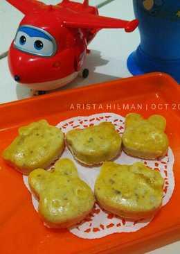Cookies Kornet Asin