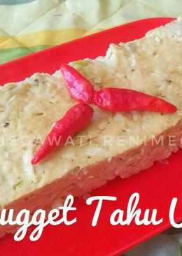 Nugget Tahu Udang (Merah Putih)