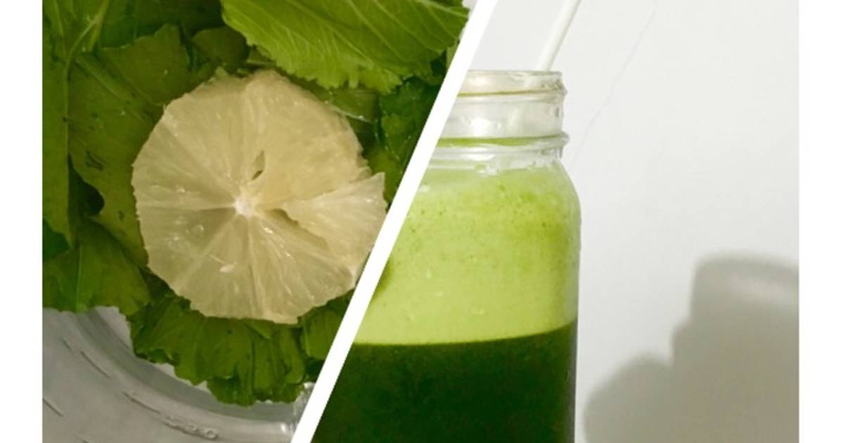Resep Green Juice