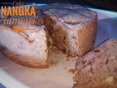 Cake Nangka #beranibaking