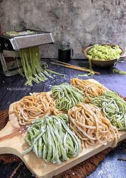 Homemade Vegie Noodle