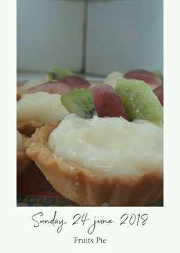 Vla isian untuk kue sus,pie,(dll)