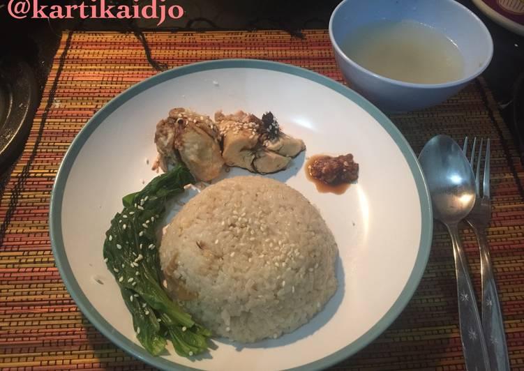 Hainan Chicken Rice #BikinRamadanBerkesan
