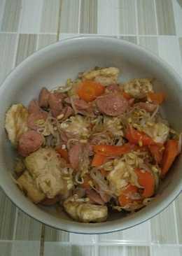 Cah tauge wortel