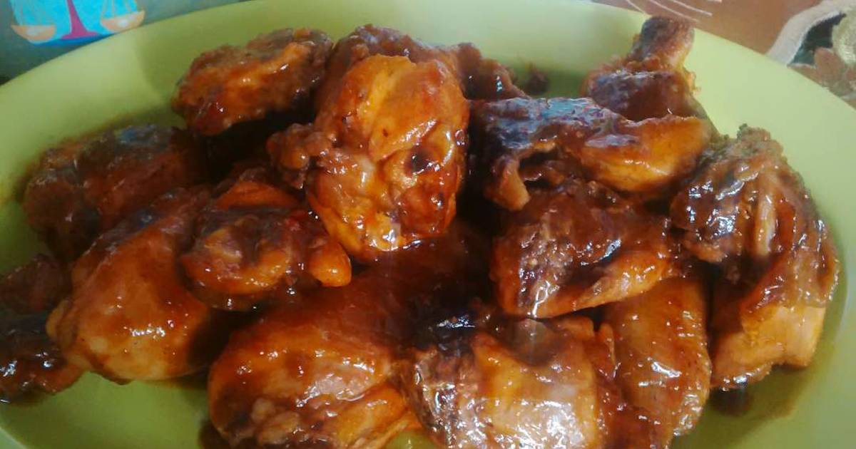 Image Result For Resep Ayam Masak Kecap Kering