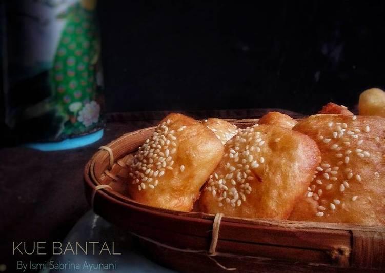 cara membuat Kue Bantal / Bolang-baling / Odading / Beka Bubu