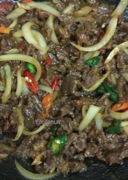 Beef Teriyaki #kitaberbagi