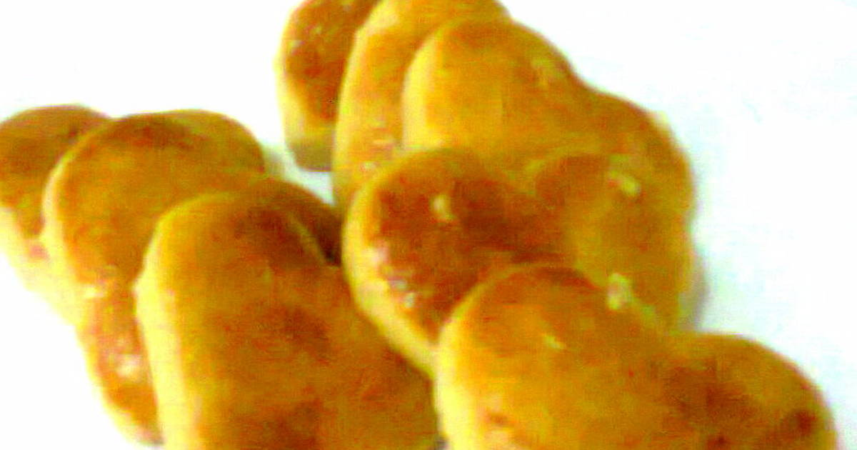 Resep Kue Kacang Klasik