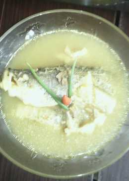 Ikan Cukil Kuah Asam Kuning