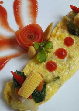 Omelette /aop_platingbarengomelette