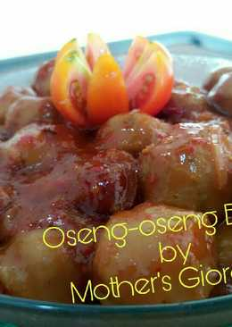 Oseng-oseng Bakso by Mother's Giorgino