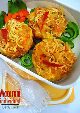 17. Carrot Mac Cheese Individual