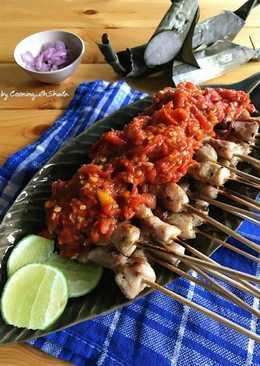 Sate Taichan (#pr_homemadestreetfood)