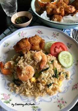 Nasi Goreng Thai Udang