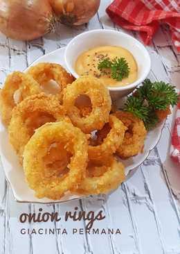Onion rings #kusukangemil