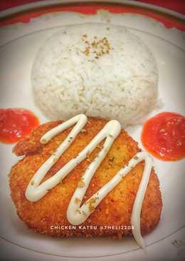 Chicken Katsu enak banget