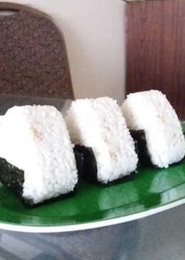 Onigiri Tuna Filling