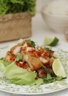 Ayam Saus Vietnam