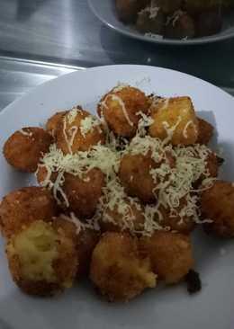 Potato Cheese Ball