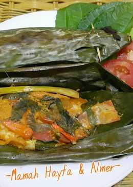 Pepes Ikan Nila