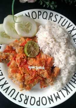 Ayam geprek#bikinramadhanberkesan