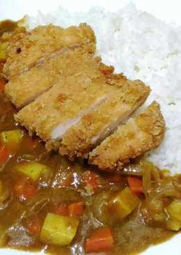 Chicken Katsu Curry Sauce