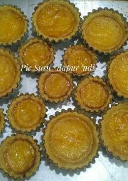 Pie Susu simple dan enak #pr_AnekaPie