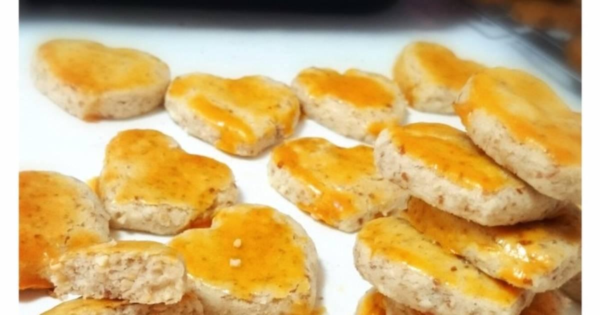 Resep Kue kacang jadul no telur no margarine