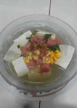 Sup Tahu Sosis Jagung Gak Pake Ribet 😂😃