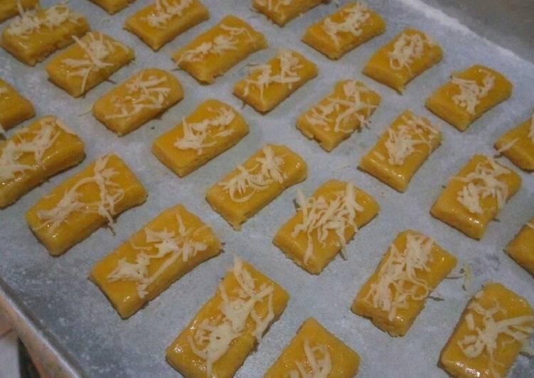 Kastengel Cookies #BikinRamadanBerkesan