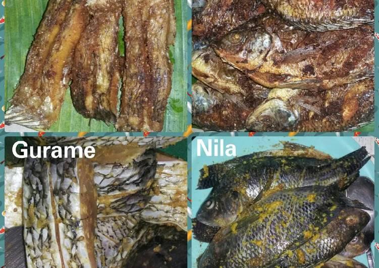 Resep Ikan Goreng Garing Oleh Annisa Fawziah