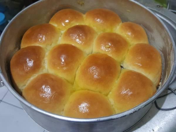 Roti Sobek Lembut (Simple)