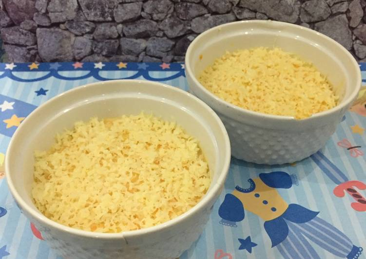Resep Mpasi 10 Bulan Potato Cheesy Steamed Egg Aldila Pradityawati 49 000 Resep Masakan Rumah Sederhana Yang Mudah Clonesakuraylh