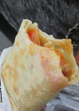 Kebab Turki isi Ayam
