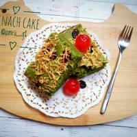 Spinach cake #MenuSehatAnak